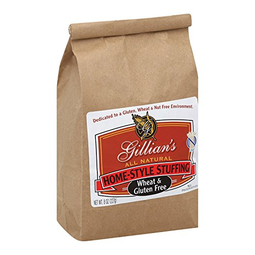 Gillian's Food Home Style Stuffing - Gluten Free - Case of 6-8 oz.