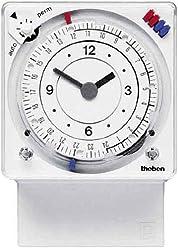 Theben 1020914/ /LED SPOT theleda E20/BK Detector 180o Black 12/M
