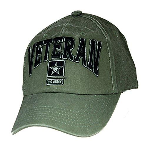 (U.S. Army Veteran Cap. OD Green)