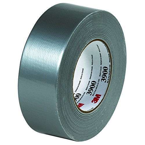 """3M T98739003PK Duct Tape, 2"""" x 60 yd, Silver"""