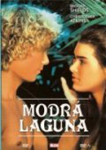 Modra laguna (The Blue Lagoon) [paper sleeve]
