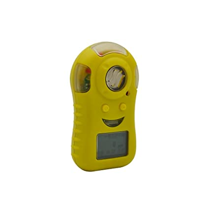 Combustible Natural Gas Detector Portable Gas Leak Detector Tester with Sound Light Alarm EX/CH4/LEL/LPG Gas Monitor, 0-100%LEL Measuring Range.