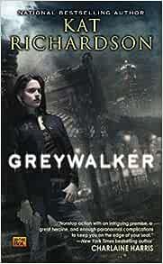 Poltergeist Greywalker 2 By Kat Richardson