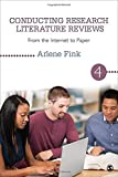 img - for Conducting Research Literature Reviews: From the Internet to Paper by Arlene G. Fink (2013-08-07) book / textbook / text book