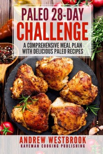 Paleo Challenge Comprehensive Delicious Recipes product image