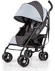 Summer Infant 3D One Convenience Stroller, Flint Gray