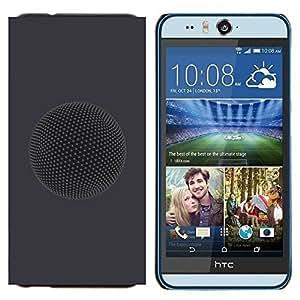 TECHCASE---Cubierta de la caja de protección para la piel dura ** HTC Desire Eye ( M910x ) ** --Planet