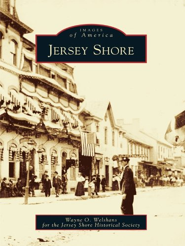 (Jersey Shore (Images of America))