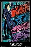 Cowboy Bebop - Anima / Manga TV Show Poster / Print (Spike) (Size: 24