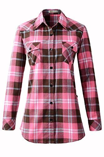 Pink Flannel - 2