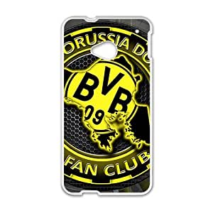 The Borussia Dortmund Cell Phone Case for HTC One M7