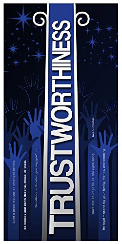 Reach Higher Classroom Posters (10) (Trustworthiness Poster)