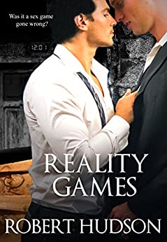 Reality Games by [Hudson, Robert]