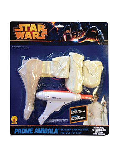 [Star Wars Padme Amidala Blaster and Holster] (Padme Amidala Halloween Costumes)