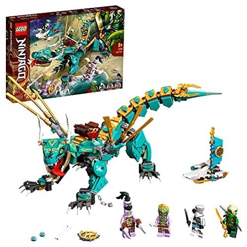 chollos oferta descuentos barato LEGO Dragón de la Jungla