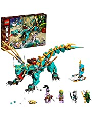 LEGO NINJAGO Jungle Dragon 71746 Ninja Playset