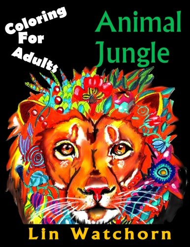 animal-jungle-coloring-for-adults-coloring-fun-volume-1