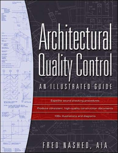 Architectural Quality Control: An Illustrated Guide