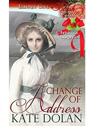 book cover of Change of Address
