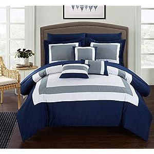 51sLlklJF1L._SS300_ Coastal Comforters & Beach Comforters