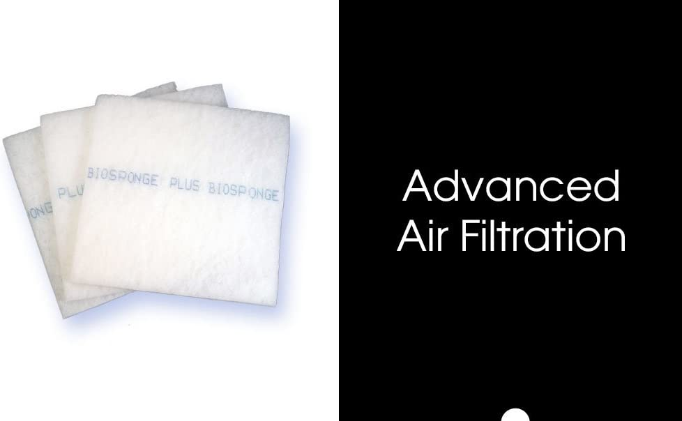 1 BioSponge Plus Replacement AIRTEVA 19 1//2 x 20 1//2 AC Filter//Furnace Filter with