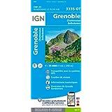 Grenoble - Chamrousse - Belledonne gps
