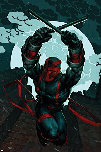 New Warriors No.2 Cover: Night Thrasher Poster
