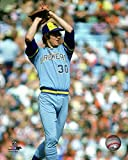 "Moose Haas Milwaukee Brewers Action Photo (Size: 8"" x 10"")"