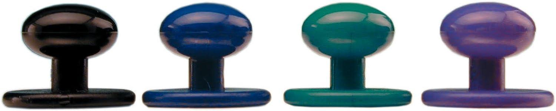 Confezioni da 24 Harrogate Chef Shop Bottoni Stud per giacche da cuoco Vari colori