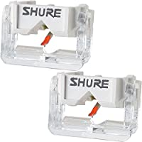 2x Shure N447Z Replacement Stylus N44-7Z Needle for M44-7 M447 Cartridge