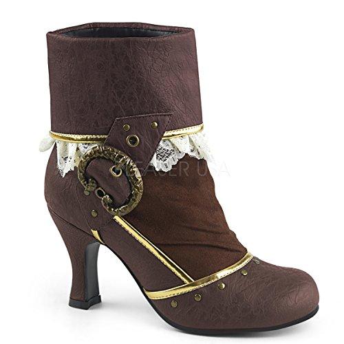 Funtasma Saddle - Funtasma F'TASMAW Womens MATEY-115/BNPU-MF Boots