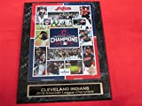 2016 Indians American League Champions Collector Plaque w/8x10 Composite Photo