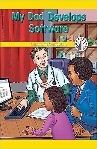 Buy My Dad Develops Software Careers In Computers Computer