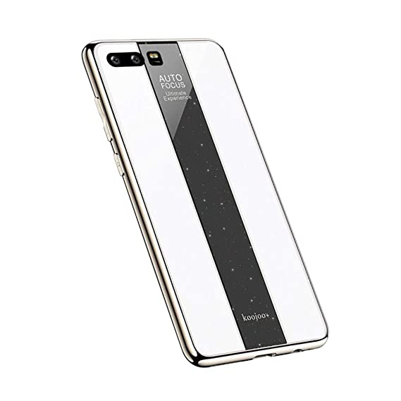 official photos 50513 dc944 Amazon.com: Slim Case for Huawei P10 Plus,Shockproof Cover[Anti ...