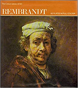 rembrandt colour library of art