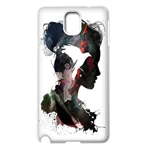 -ChenDong PHONE CASE- For Samsung Galaxy NOTE3 Case Cover -Holy & Peace Dove-UNIQUE-DESIGH 2