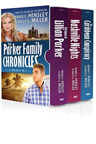 The Parker Family Chronicles (3 Books in 1)