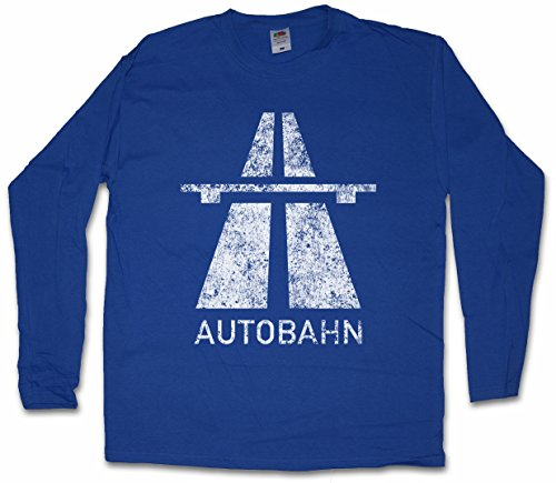 Urban Backwoods Autobahn Long Sleeve T-Shirt
