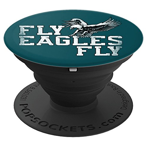 (Fly Eagles Fly T Shirt ~ Flying Eagles TShirt Women Men Kids - PopSockets Grip and Stand for Phones and Tablets)