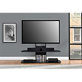 Altra Galaxy 50″ TV Stand with Mount, Walnut