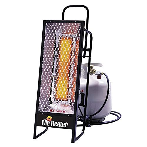35,000 BTUH Radiant Portable Heater