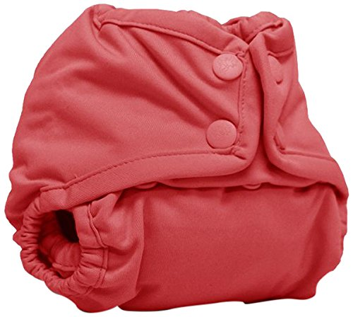 Rumparooz Newborn Cloth Diaper Cover Snap, Spice