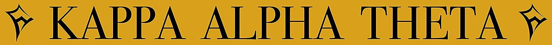 Kappa Alpha Theta Marble Theme Sunglass Strap