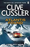 Front cover for the book Atlantis Found by Clive Cussler