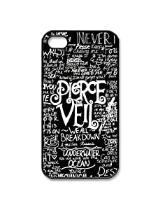 Pierce The Veil iPhone 4 4S Full protection Durable Case Cover by icecream design