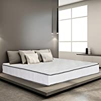 Ecos Living 10 inch Hybird Tight Top Cool Spring Mattress (Full)