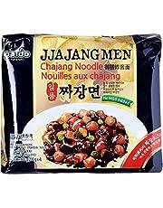 Paldo Ilpum Jjajang Noodles,200g (Pack of 4)