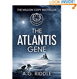 A.G. Riddle (Author)  (12477)  Buy new:   $3.99
