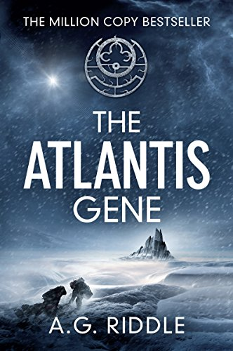 The Atlantis Gene: A Thriller (The Origin Mystery, Book 1) cover