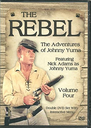 The Rebel The Adventures of Johnny Yuma Vol. 4 New DVD